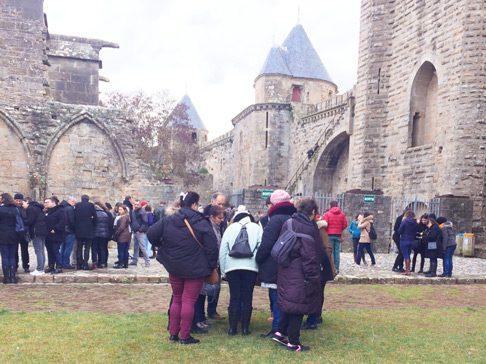 Évènement Carcassonne