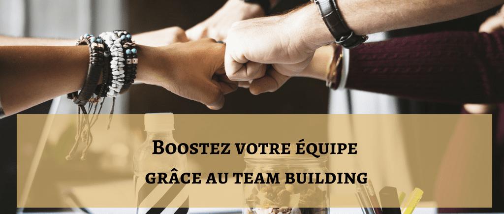 Le Team Building, bien plus qu'un concept pour motiver votre équipe