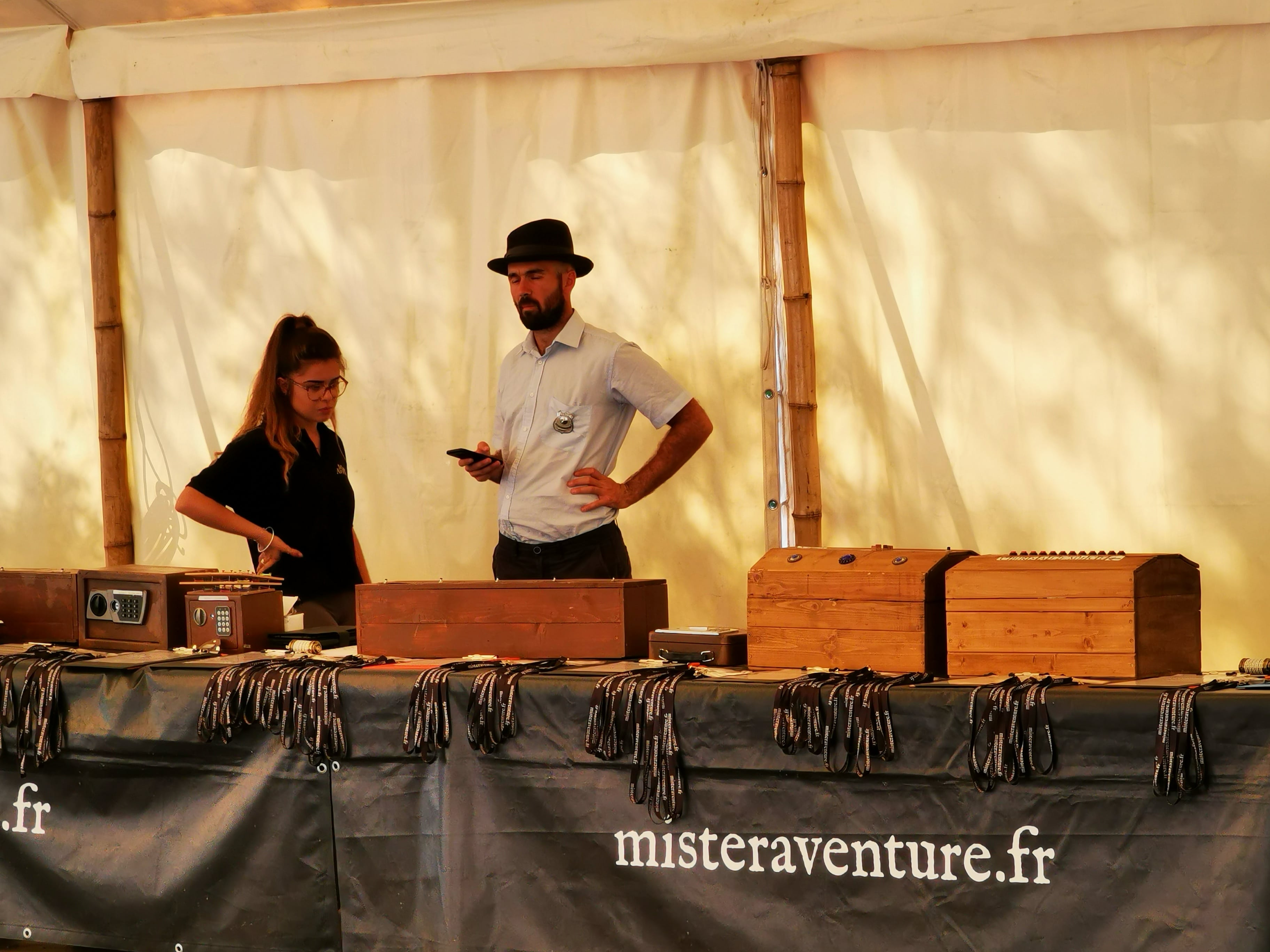 Team building - Mister Aventure