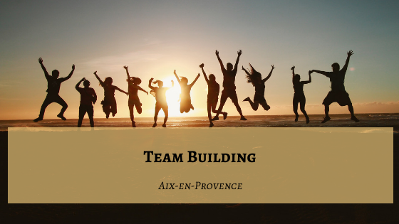 Team Building Aix en Provence