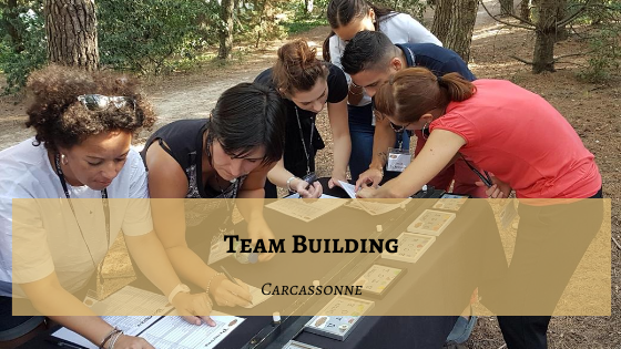 Team Building Carcassonne