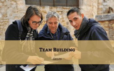 Team building Arles